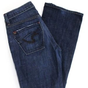"James Cured by Seun ""Hector"" Bootcut Jeans 29"